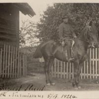 Ratsanik hobusel