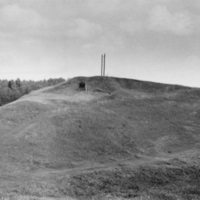 Jaanituleplats Vooru linnamäel (Tarvastu).
