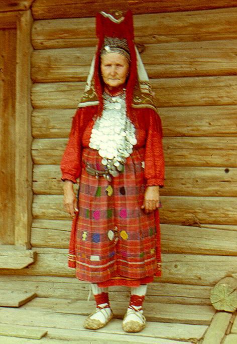 Удмуртский народный костюм женский с доставкой