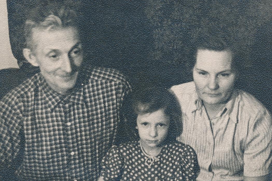 Pihlakute pere Eestis